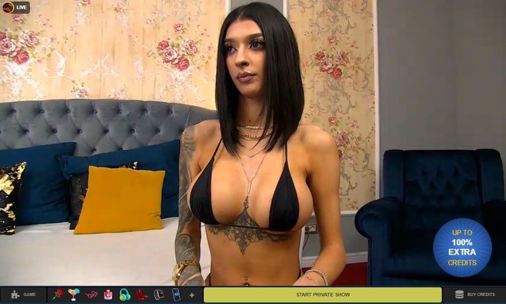 ObriDaimond at Live Privates - Sex Cam Reviews by Adultcamguide.net